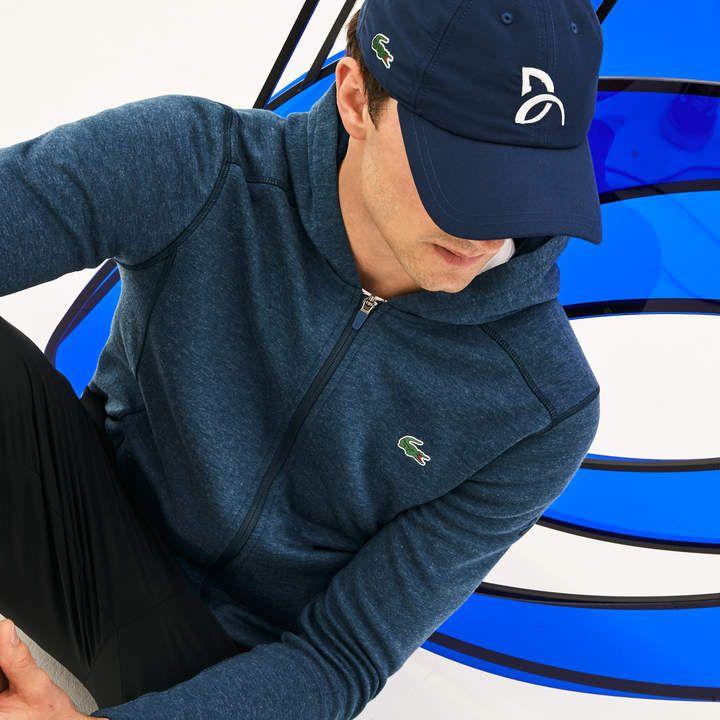 Lacoste Men s Sport Tennis Microfiber Cap - Support With Style Collection  for Novak Djokovic e49e563efa71