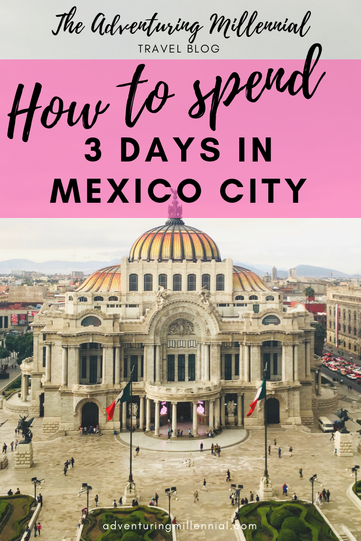 3 Days In Mexico City Planning A Quick Getaway To Cdmx Don T Miss My Complete Guide Wh Mexico City Travel Mexico City Travel Guide Mexico City Restaurants