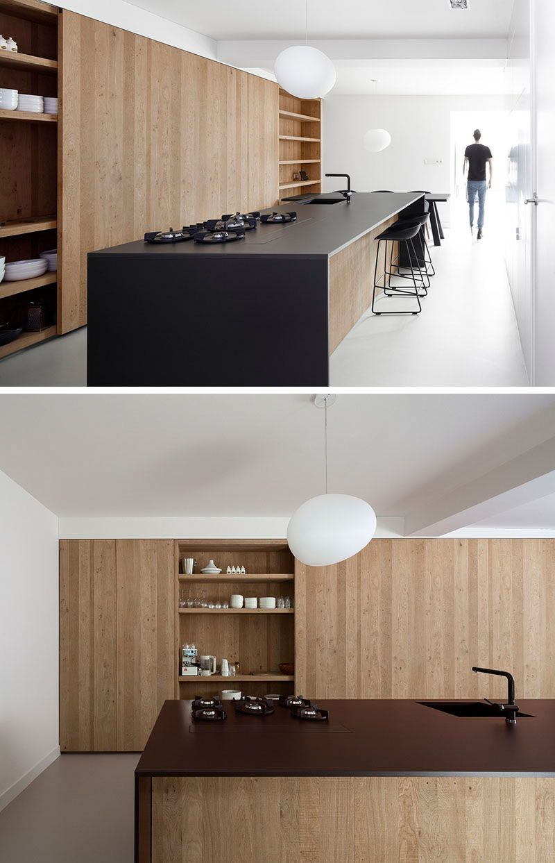 KITCHEN DESIGN IDEA   Integrate Your Cooktop With Your Kitchen Counter