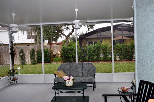Aluminum Insulated Roof Superior Aluminum Patio Patio Screen