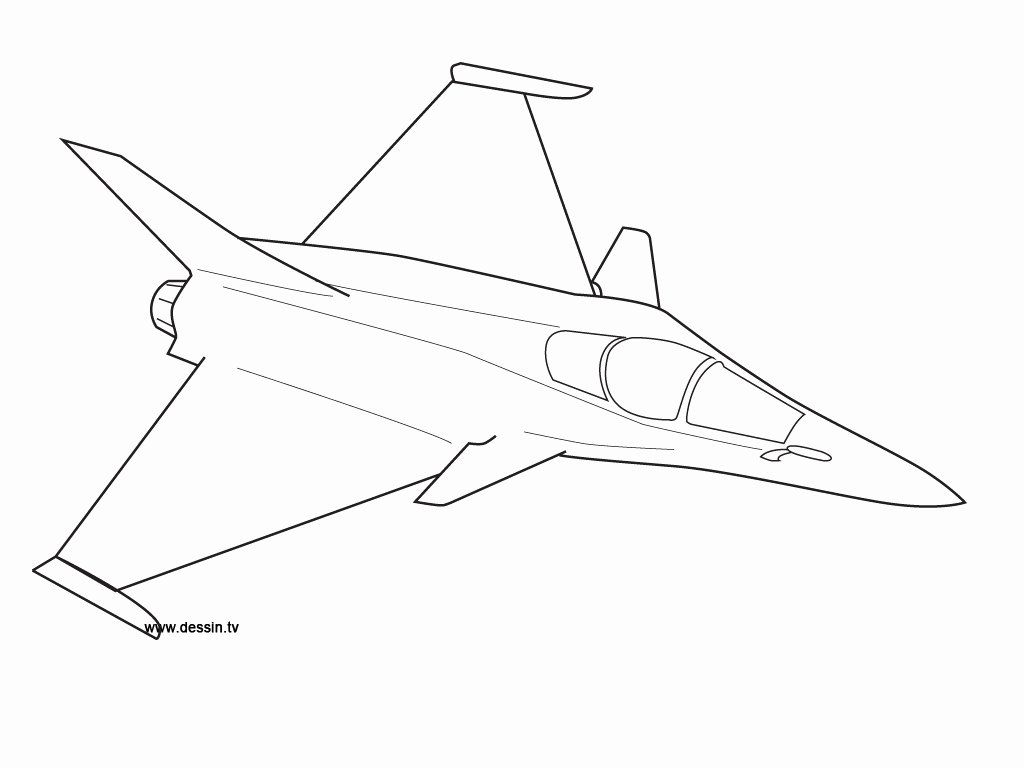 Fighter Jet Coloring Page Lovely Fighter Airplane Jet Color Airplane Coloring Pages Airplane Drawing Easy Drawing Steps