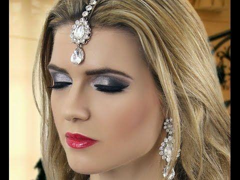 night out party makeup tutorial  bridal makeup tutorial