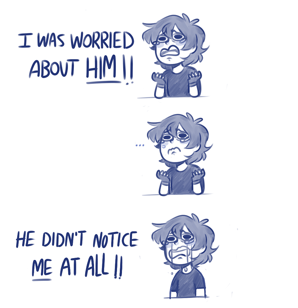 "maryomahmed: "" notice him,lance! """