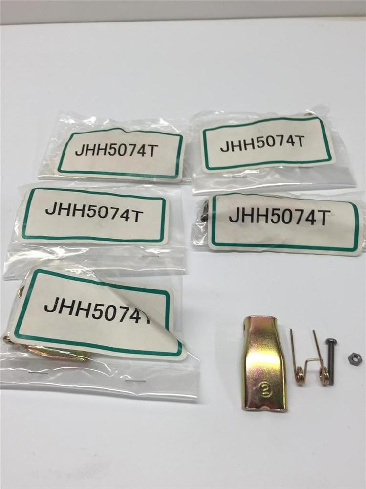 6pc cm columbus mckinnon lever chain hoist hook safety
