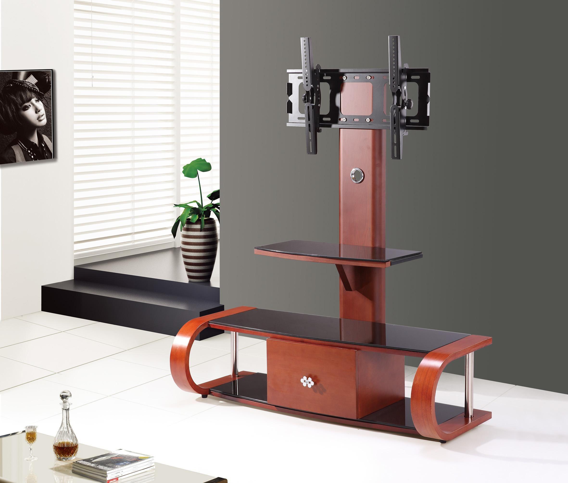 dise o de moda de madera maciza muebles de tv para
