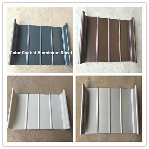 Best Long Span Roofing Sheets Color Coated Aluminium Coils 400 x 300