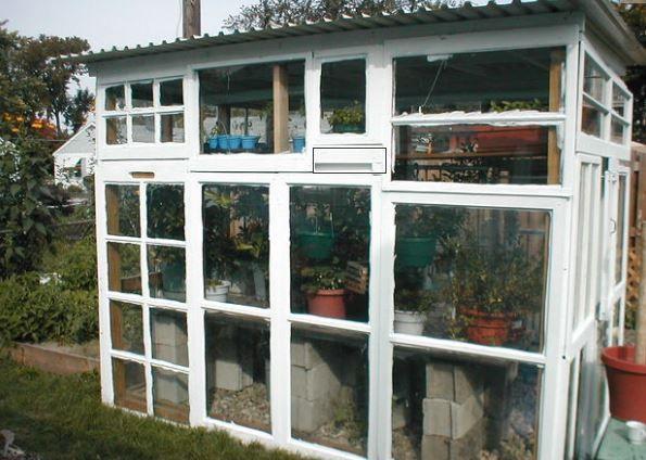 10 projets récup pour le jardin