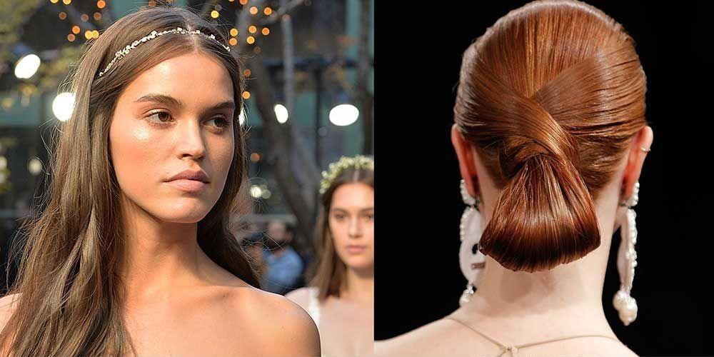 Wedding Hairstyle Trends 2020 Wedding Hair Ideas 2017 Bridal Hairstyles And Trends Weddinghairstyles Weddinghair In 2020 Hair Styles Wedding Hair Trends Hair Trends