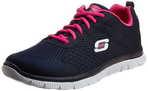 8631096bc72 Skechers Flex Appeal Obvious Choice