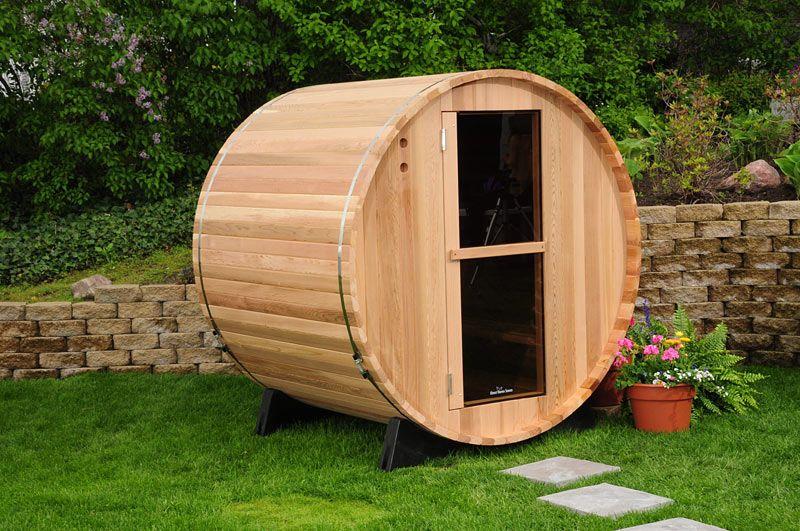 DIY sauna kits offer multiple options and flexibility LYNN