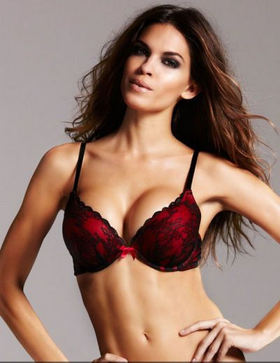 a590974ea914 Extreme Boost. Extreme Boost Red/Black Multiway Plunge Bra - Buy Online at Ann  Summers ...