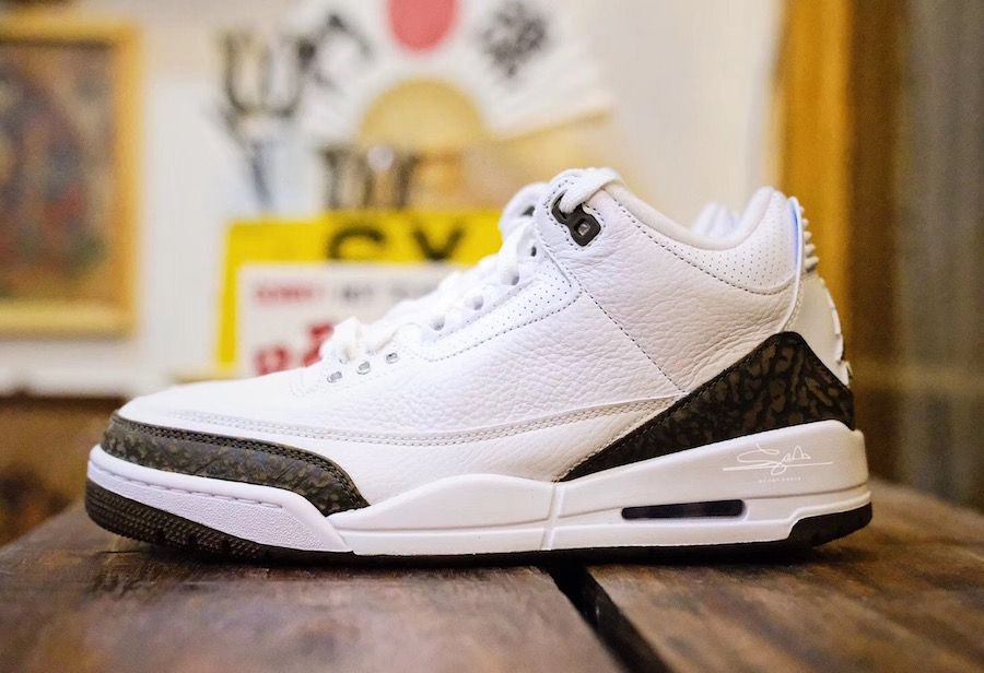 "best service 07997 44624 Air Jordan 3 ""Mocha"" Releases in December"
