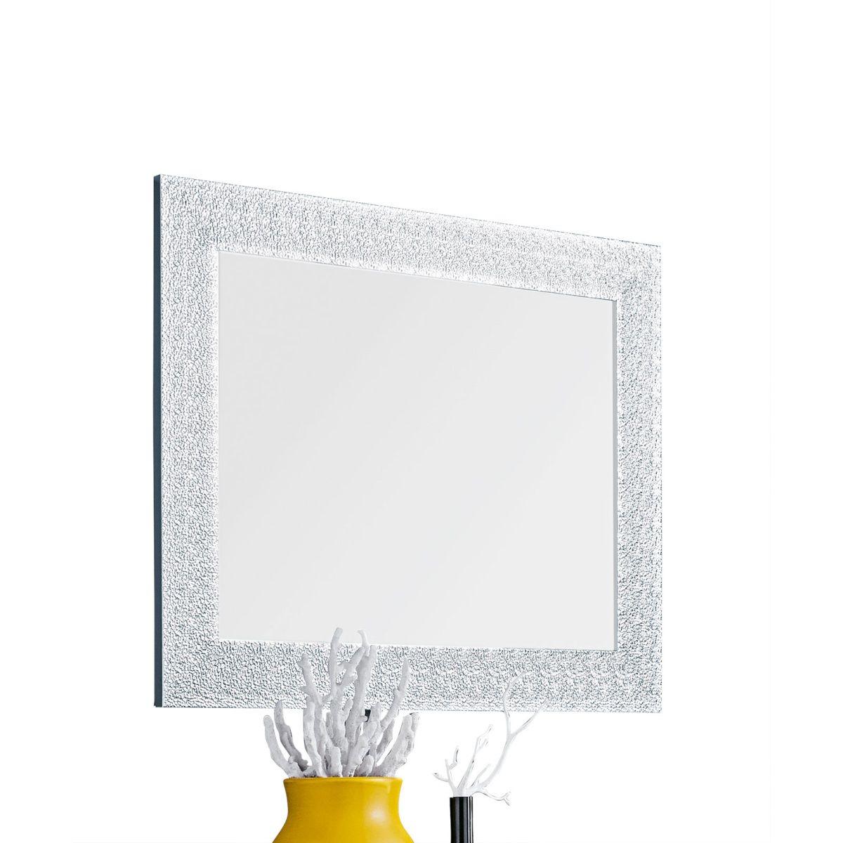 Spiegel ROSI Rahmen Silber #Spiegel #Flur #Garderobe | Flur und ...