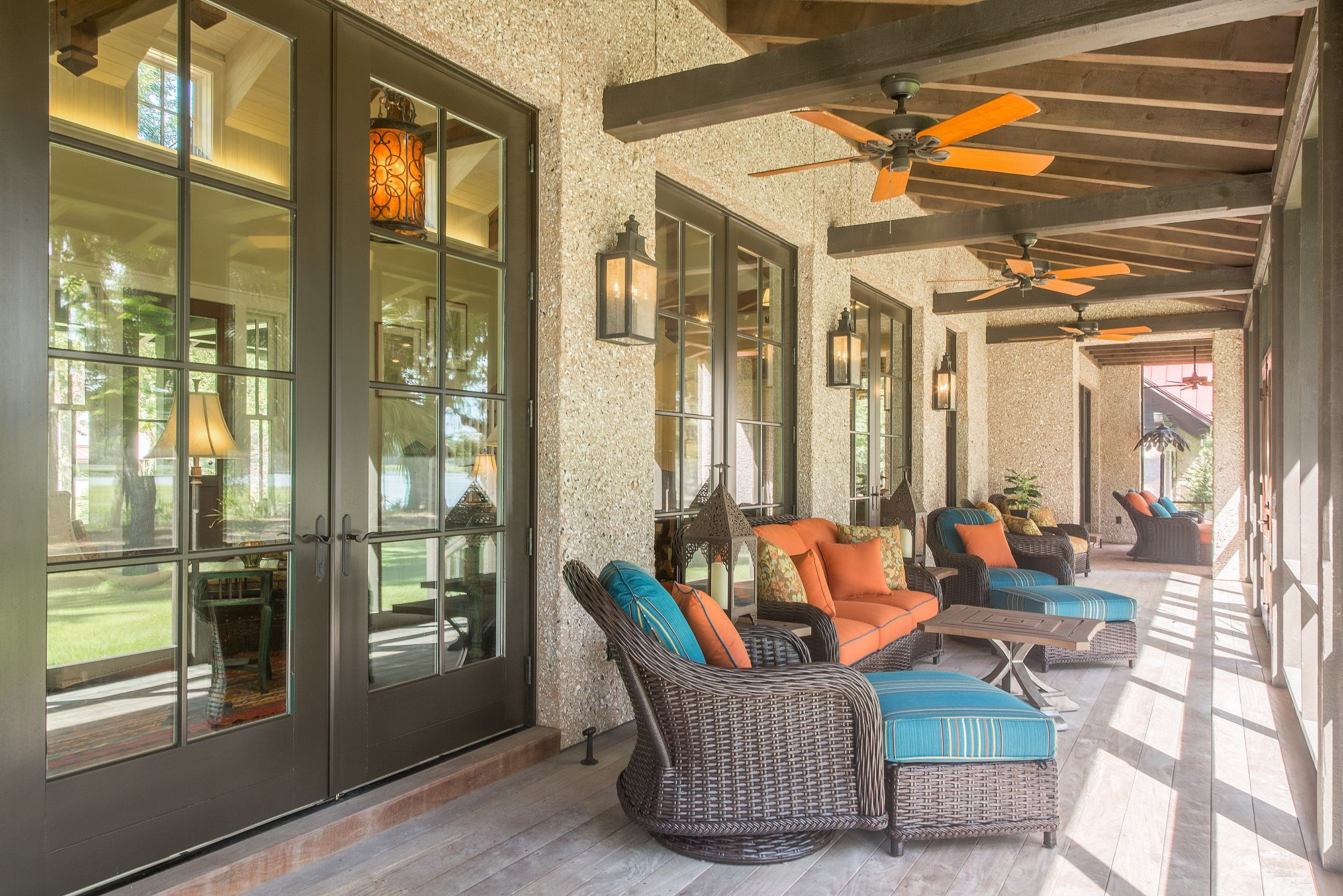 Real Estate · Outdoor Living | Outdoor Seating Ideas | Southern Style ...