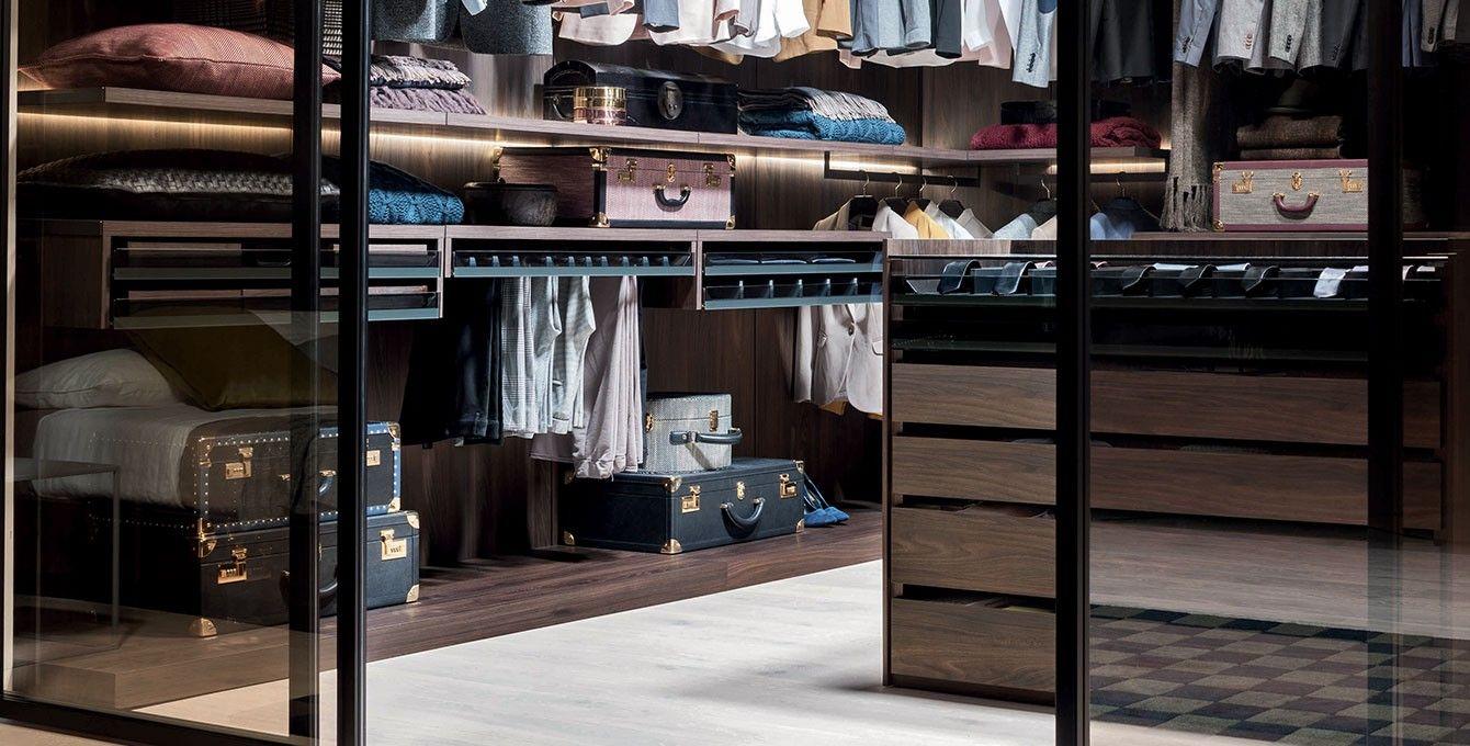 Cabina Armadio Walk In Closets : Cabina armadio arredo notte walking closet