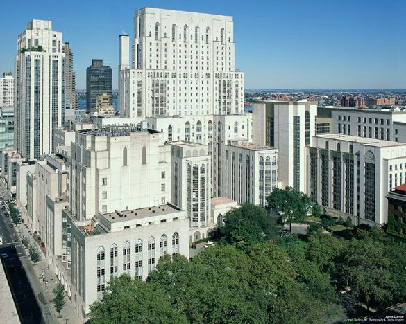 New York Presbyterian Hospital - New York | Has spinal