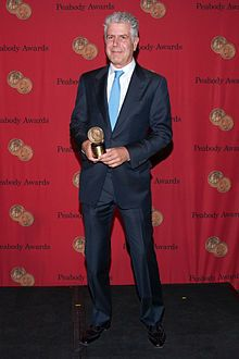 Anthony Bourdain Wikipedia The Free Encyclopedia