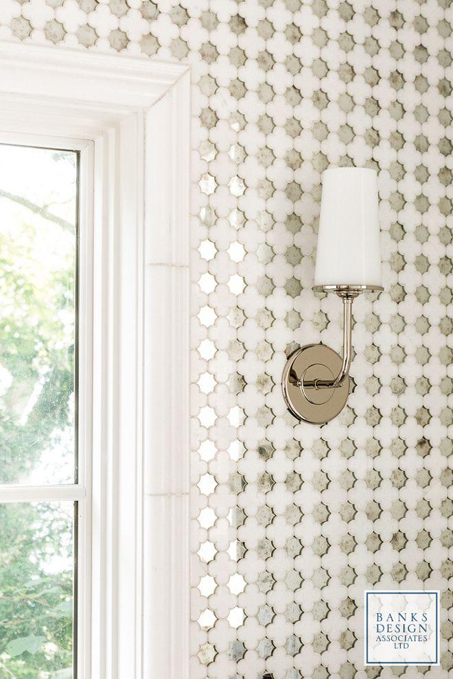 Linda Banks of Banks Design Associates and Simply Home. Tile ...