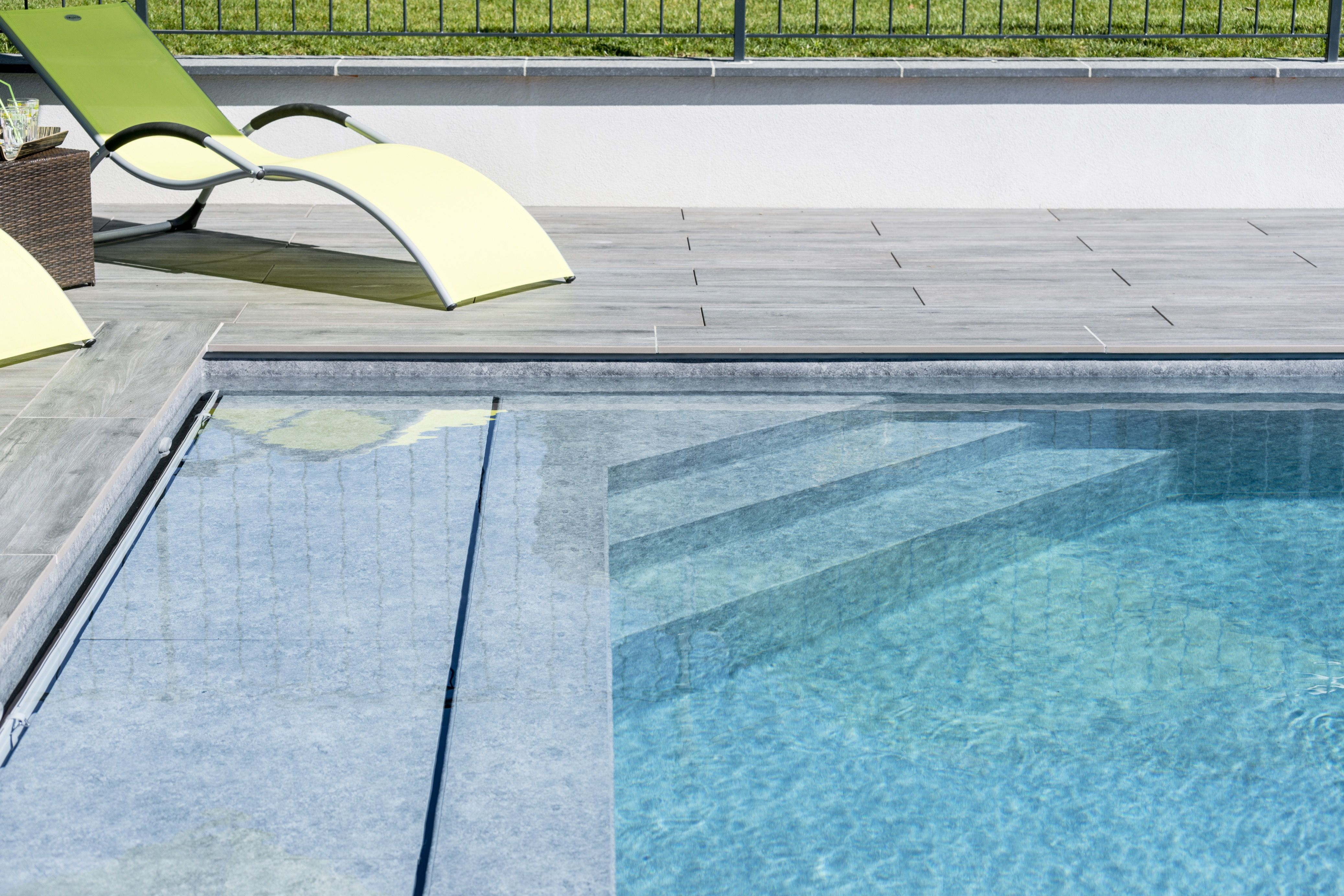 Stairs Swimmingpool Living Poolideas Pool Inground Surrounds