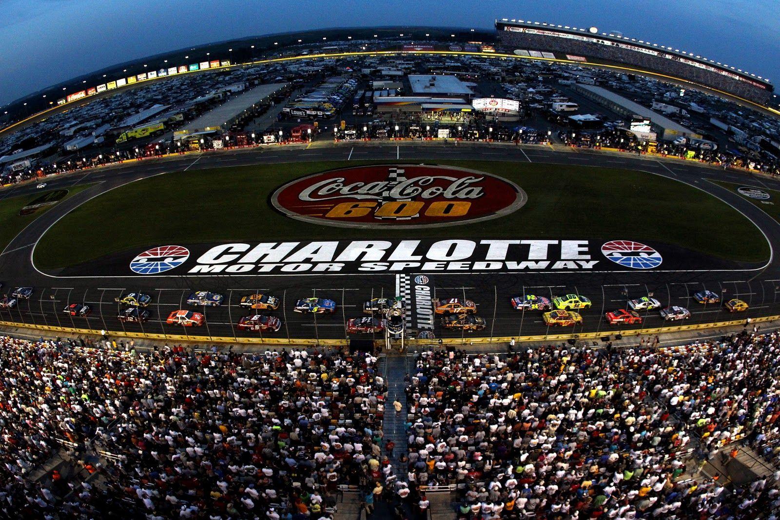 Charlotte Motor Speedway Bucket List Pinterest North