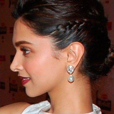 Deepika Padukone Hairstyles | Peinados