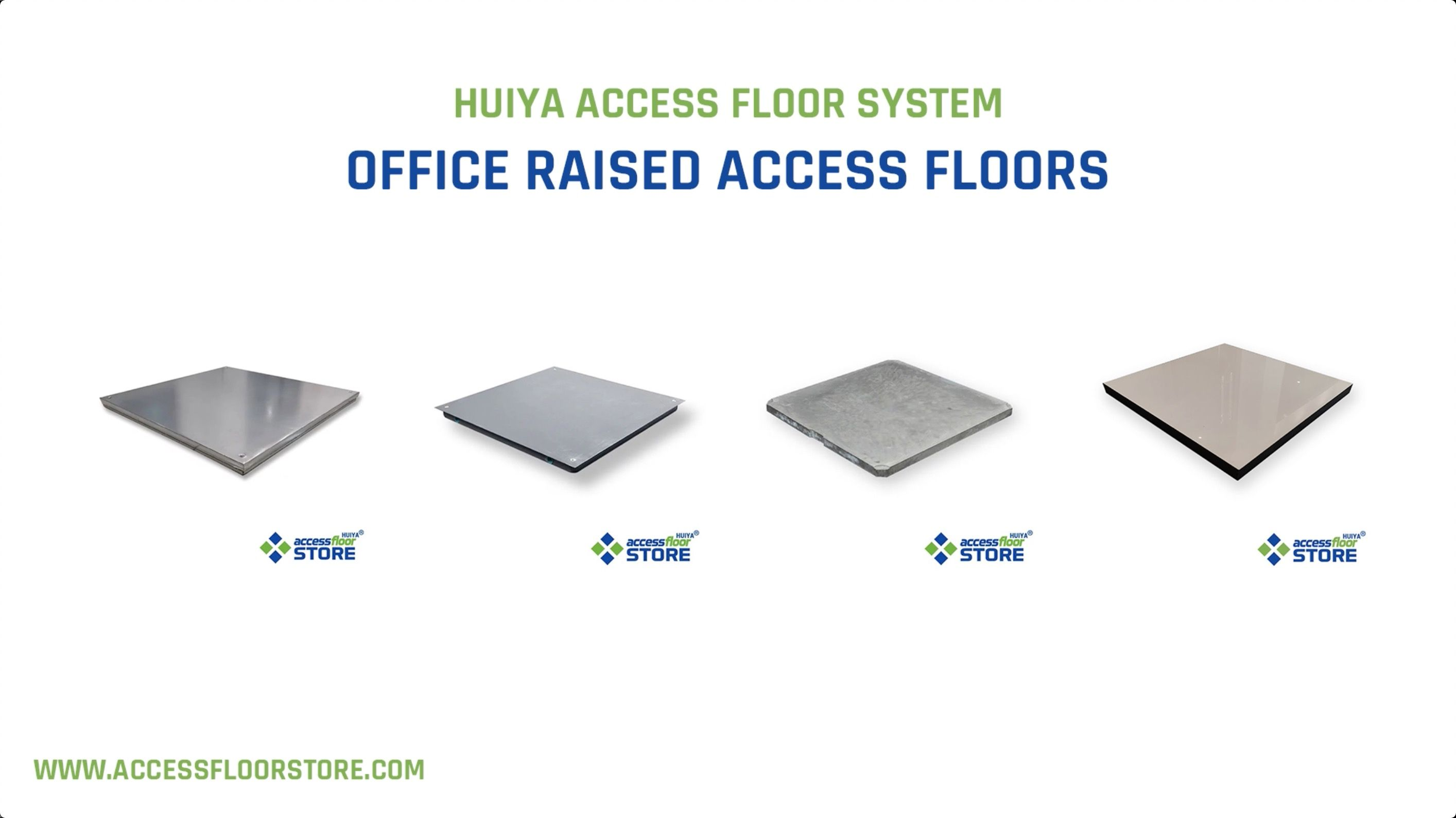 Huiya is a reliable supplier of Office Raised Floor System