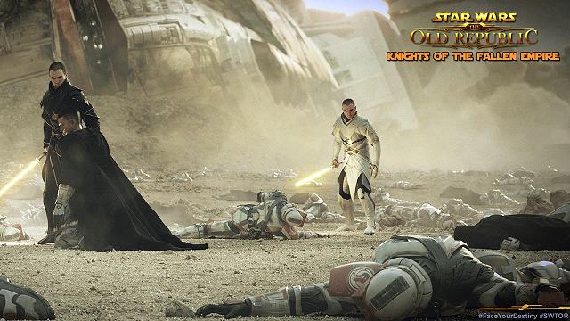 Swtor Knights Of The Fallen Empire Hd Wallpapers Vulkk On Patreon Fallen Empire Star Wars The Old Star Wars Jedi