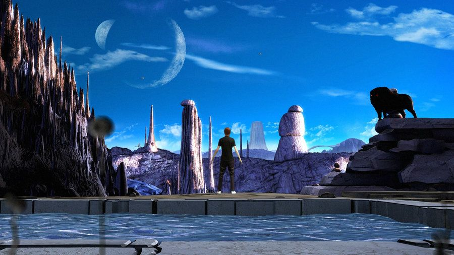 Another World HD Wallpaper #02 | Another world, 20th ...