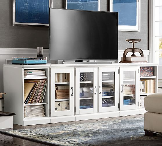 Printer S 64 Media Console Home Theater Seating Media Stand Low Media Stand