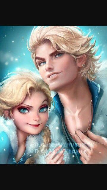 Elson Elsa Dessin Pinterest Disney Disney