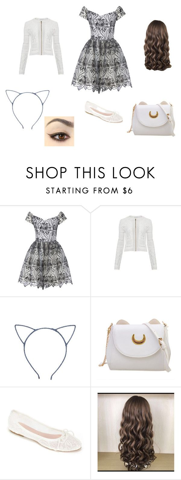 """""""Kawaii 2"""" by marina-beppler on Polyvore featuring Alice + Olivia, Diane Von Furstenberg and Summit by White Mountain"""