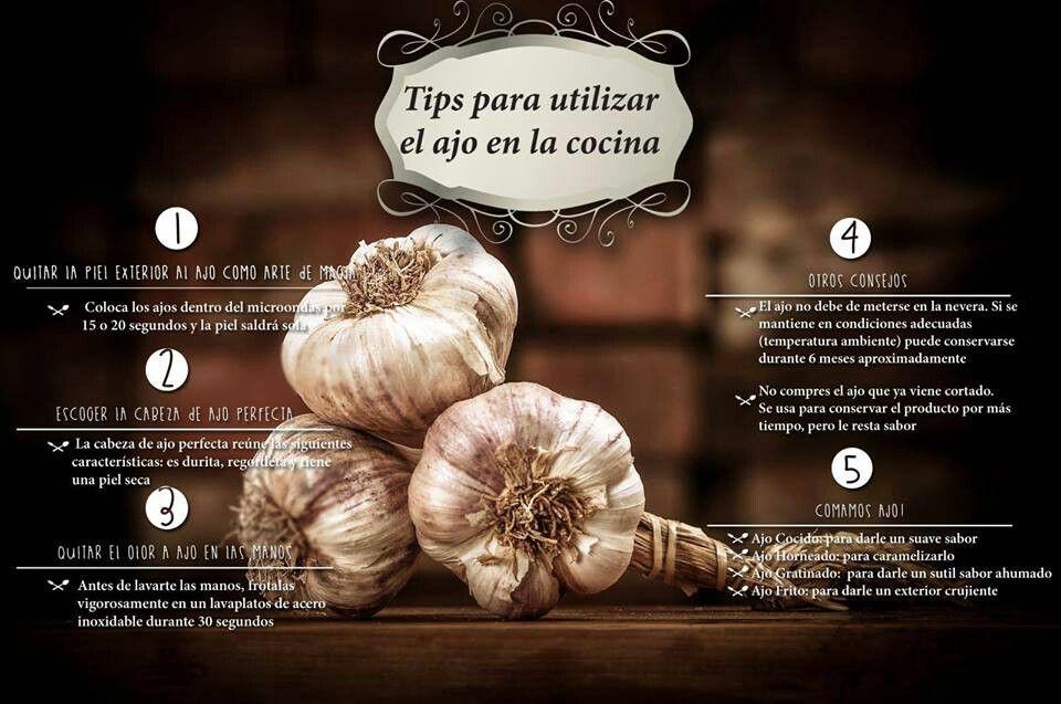 Pin De Carli Charming En Cocinando Ajo Alimentos Antibióticos Naturales