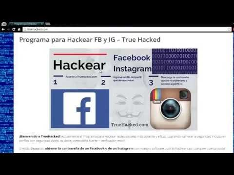 http://truehacked.com/pagina-hackear-facebook/  Aprende como puedes hackear las…