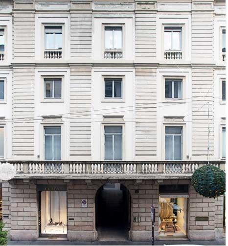 REGISTERED OFFICE  Via Monte Napoleone, 8 20121 Milano ITALIA +39 02 94 75 97 10 amministrazione@texgroupitalia.com