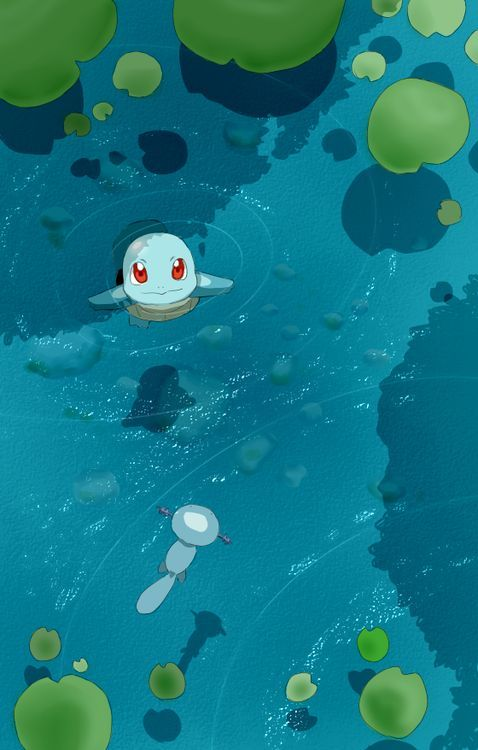"""Squirtle, conhecido como Zenigame no Japão, é uma espécie Pokémon na Nintendo e na franquia Pokémon da Game Freak. Foi projetado por Atsuko Nishida. Seu nome foi mudado de Zenigame para Squirtle durante a localização em inglês da série para dar a ela um """"nome inteligente e descritivo"""". #pokemon #wallpaper #pokemonwallpaper #pokemonmobile # Squirtle"""