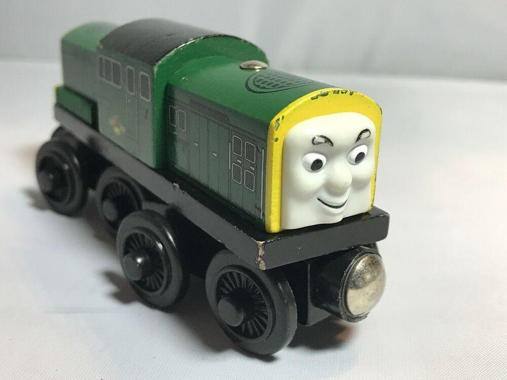 Thomas GUC Learning Curve Thomas /& Friends Wooden Railway Train Tank Engine