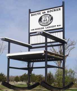 Strange The Worlds Largest Rocking Chair Cuba Mn Designed By Alphanode Cool Chair Designs And Ideas Alphanodeonline