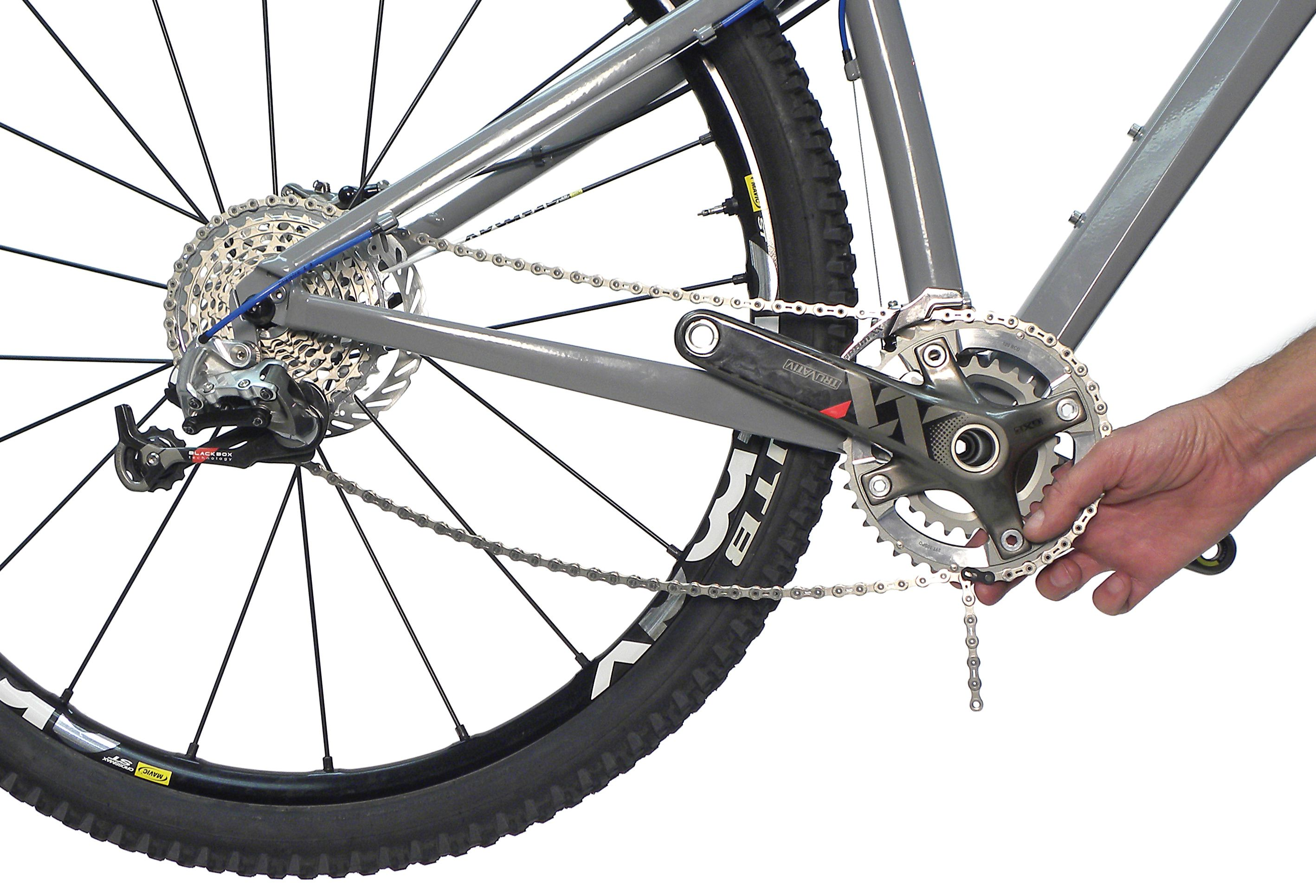 Chain Length Sizing Bicycle