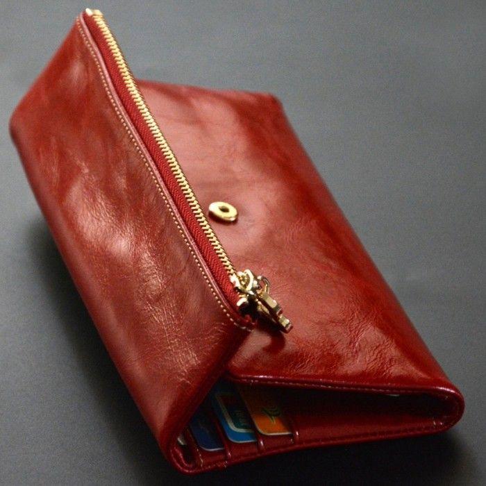 Geldbeutel Damen Ein schönes Accessoire und eine tolle