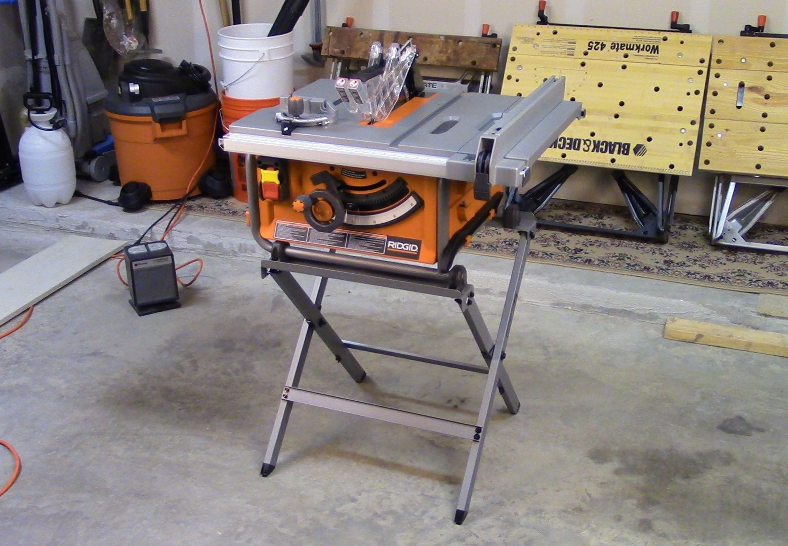 Ridgid R45171 Review I Have The R4516 In My Shoppe And Have Had