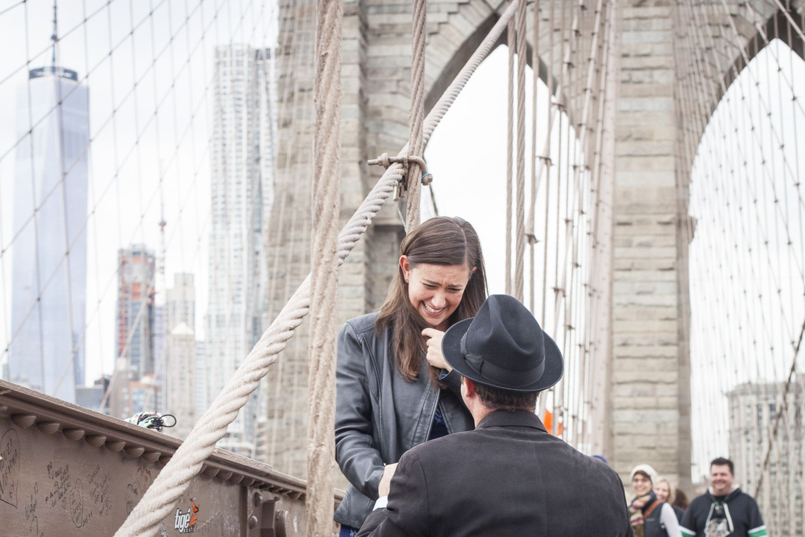 places to propose in new york wedding pinterest brooklyn