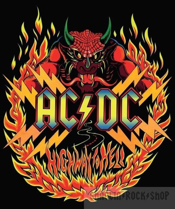 Pin By Tr 233 Abeille On Acdc In 2018 Pinterest Highway