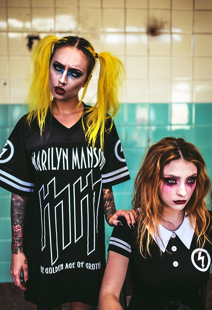 The Beautiful People Killstar and Marilyn Manson to