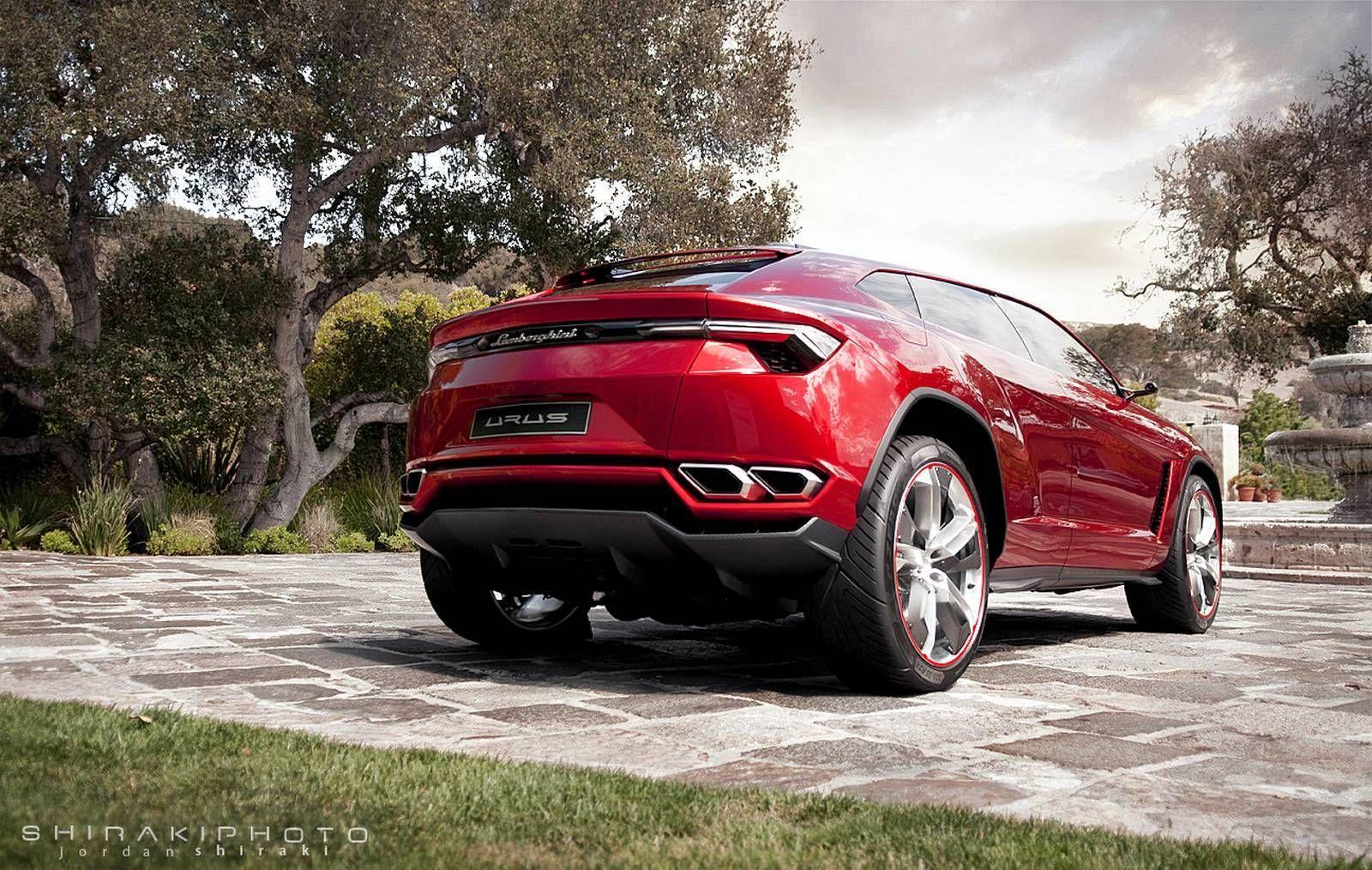 2017 Lamborghini Urus Specs Review & Price - Cnynewcars ...