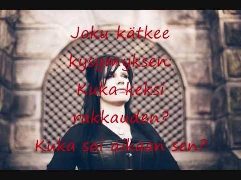 Kaija Koo - Kuka Keksi Rakkauden (Lyrics/Sing-Along)