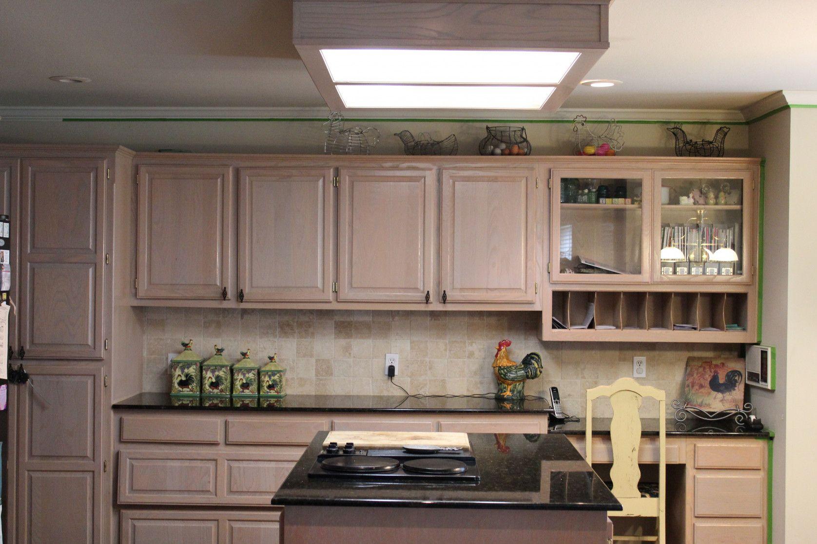 2018 How to Pickle Oak Cabinets - Unique Kitchen ...