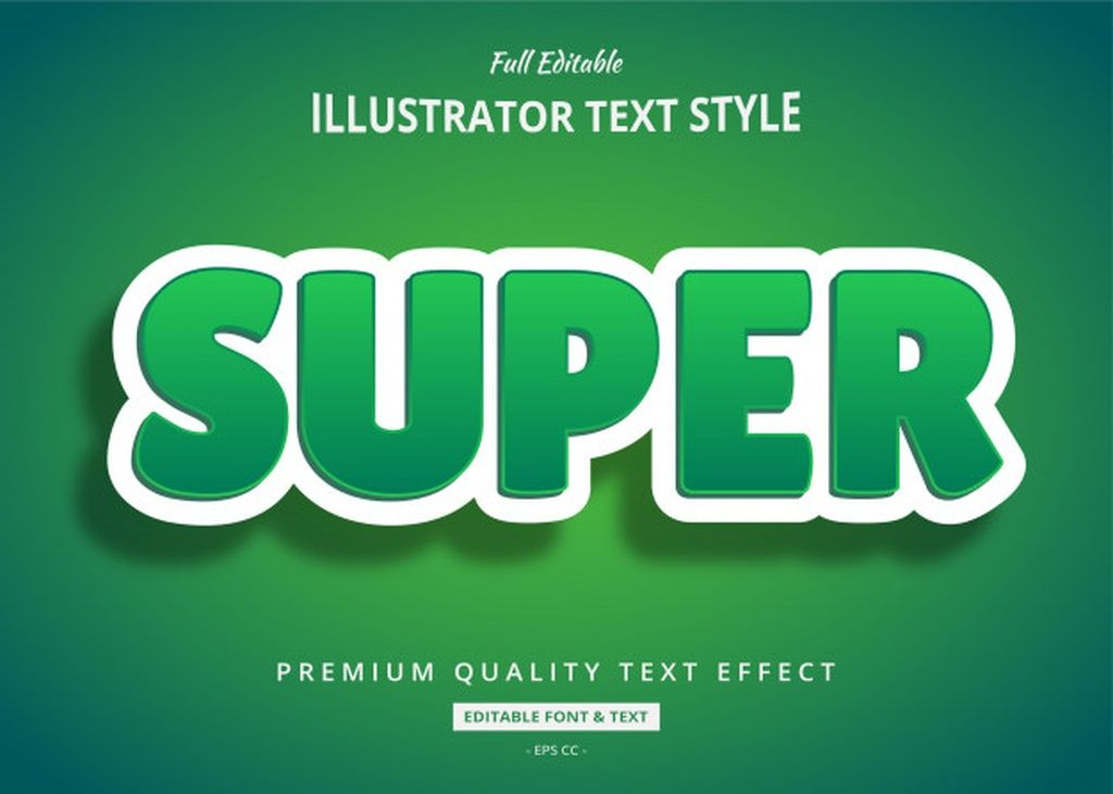 Green clean 3d text style effect #paid, , #AFFILIATE, #paid, #clean, #effect, #style, #Green