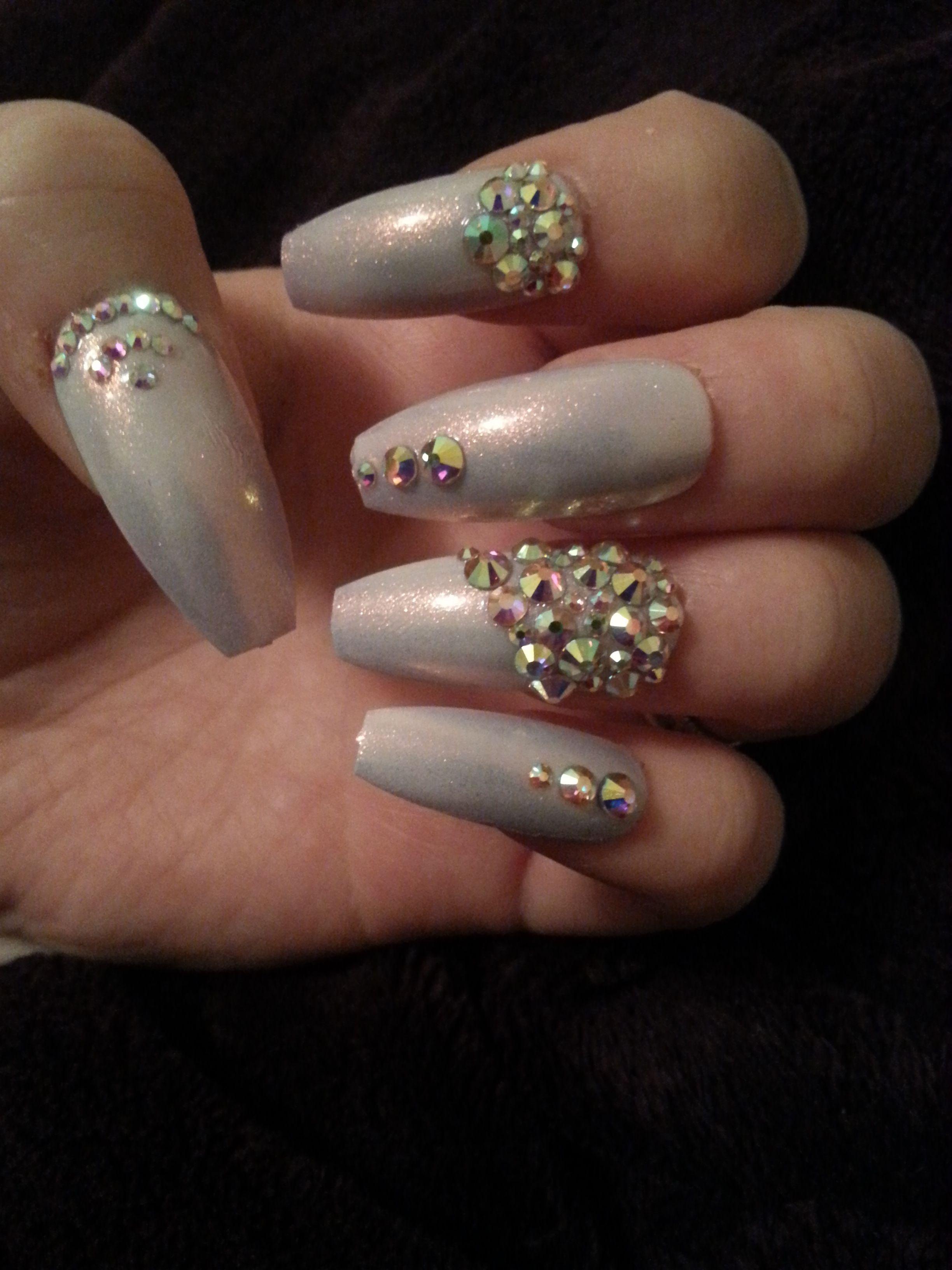 Mythical Unicorn False Nails | Nail set and Toe nail designs