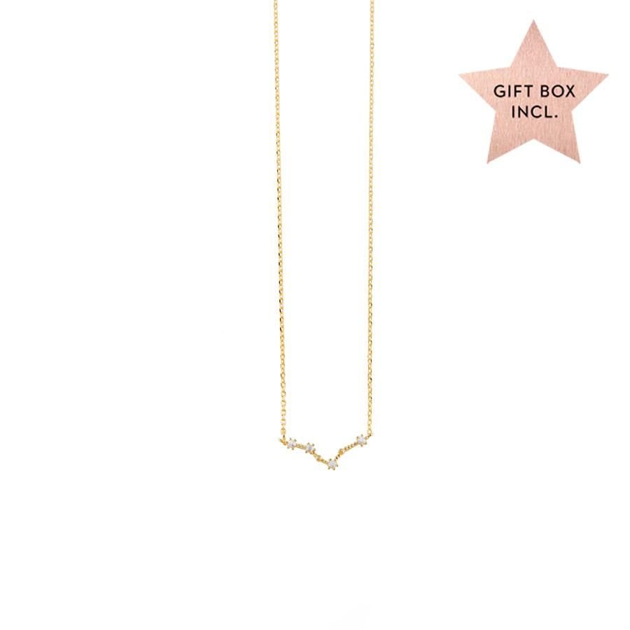 Pisces zodiac gold necklace pisces zodiac and gold necklaces