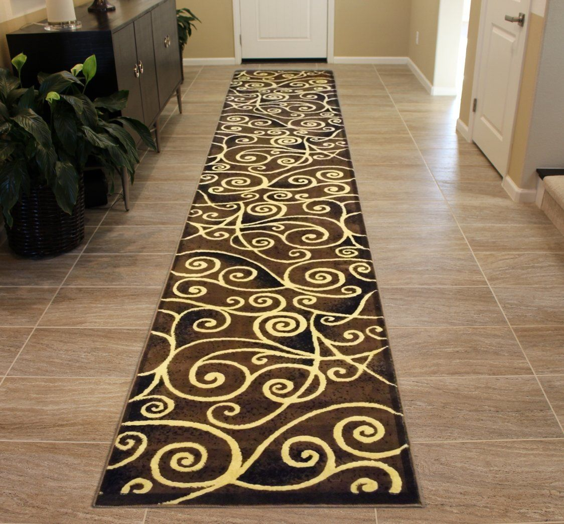 Kapaqua Custom Size Beige Multicolor Paisley Rubber Backed Nonslip Hallway Stair Runner Rug Carpet 22 Inch Wide Choose Rugs On Carpet Rug Runner Carpet Runner